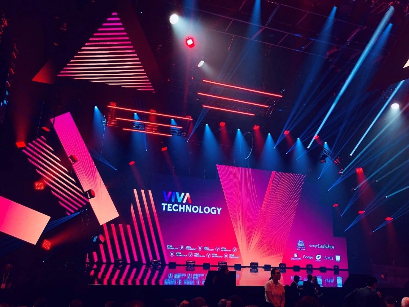 Viva Technology 2019 in Paris